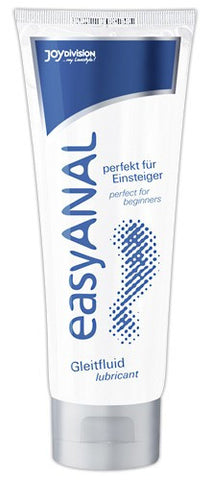 Lubrificante Easy Anal 80ml