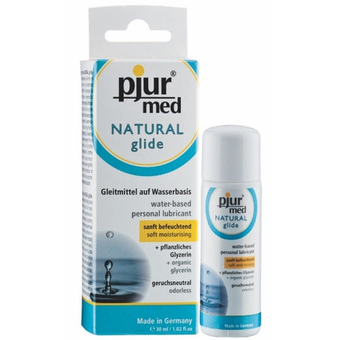 Lubrificante Pjur Med Natural Glide  30 Ml