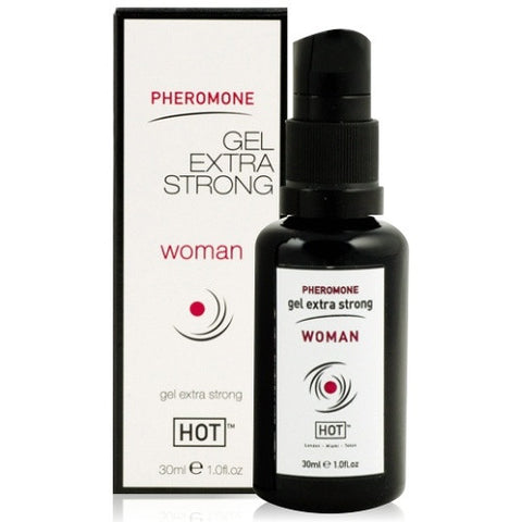 Gel Extra Forte com Feromonas Pheromone Woman 30ml
