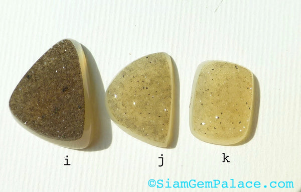 SuPa LoW PrIcE DRUZY SuPeR  ShInY BrIgHt High Quality SeLeCt Brazilian Material Usa cut See ViDeO  100% Natural 17 x15 mm (216i) - Siam Gem Palace - 1