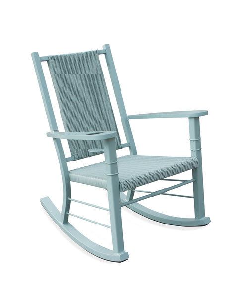 CountryLiving Happy Hour Rocker in Haint Blue