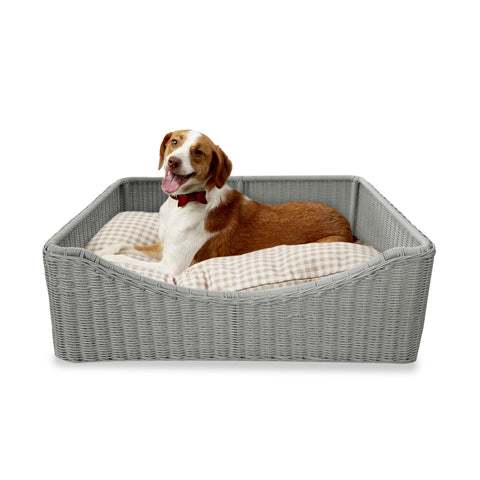 CountryLiving Yappy Hour Dog Bed in Grass