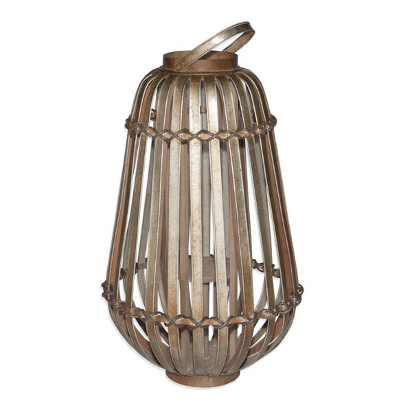 "Tall Avery Lantern<br><small>15.25"" x 15.25"" x 25""</small>"