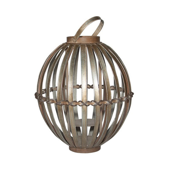 "Short Avery Lantern<br><small>15.75""x15.75""x19""</small>"