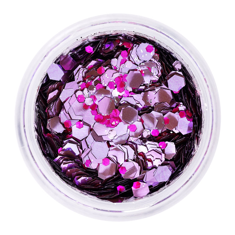 HOLLIE Biodegradable Glitter 3g pot – Dust & Dance