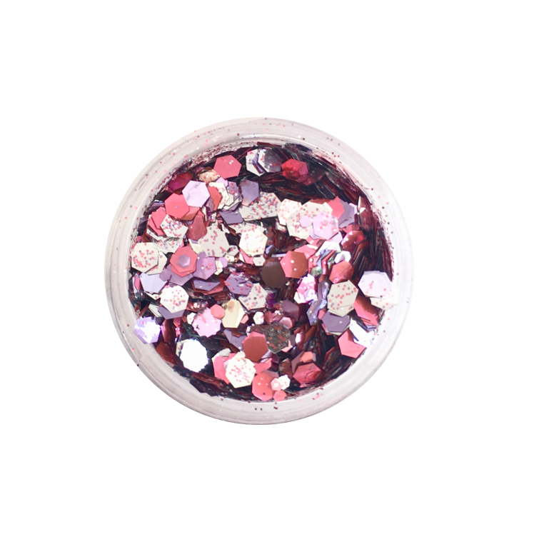 NEW! Biodegradable Glitter - Pandora Mix - Dust & Dance