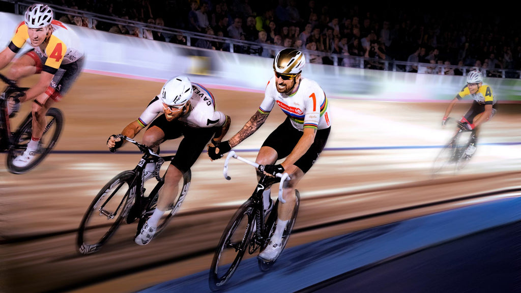 Bradley Wiggins and Mark Cavendish - How to win the Madison