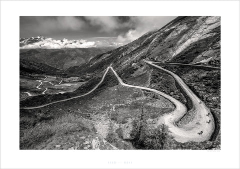 Gifts for Cyclists. Cycling Photography Prints by davidt.