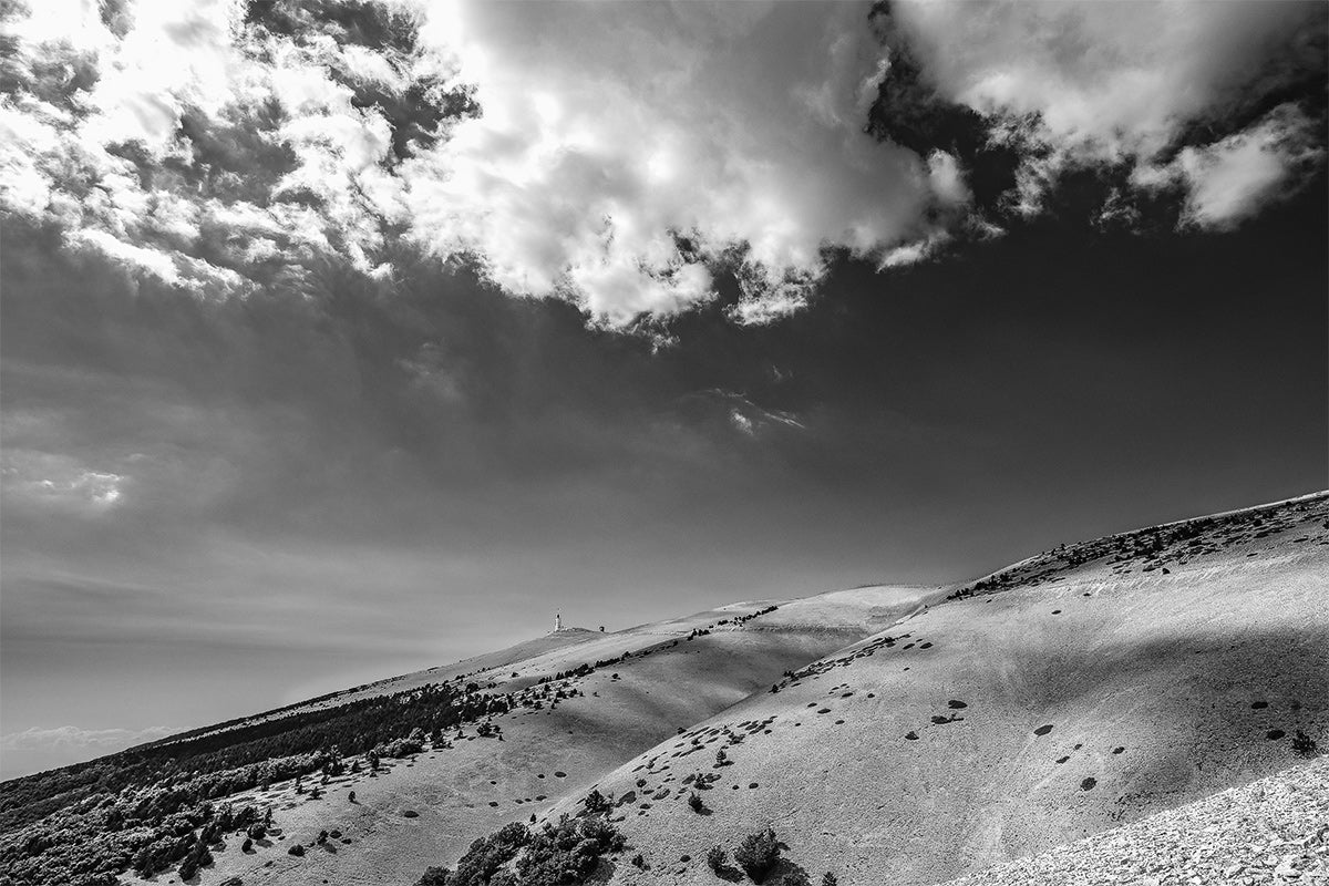 Mont Ventoux - Great cycling road climbs by davidt