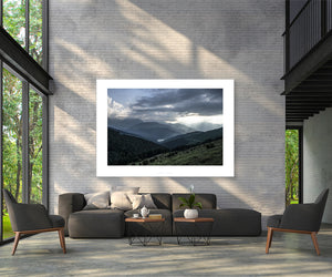 Cycling Art - Gifts for Cyclists - Col d'Aspin Payolle - Fine art photography prints. One of the Great Cycling Road Climbs for your home, office and pain cave by davidt. Make a house a home.