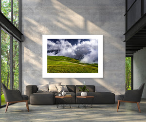 Cycling Art - Gifts for Cyclists - Over the Top - Fine art cycling photography for your home, your office and workspace, your pain cave by davidt