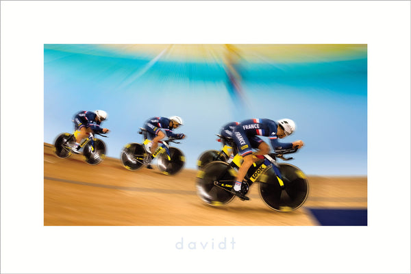 Vive la France - davidt cycling photography - Print