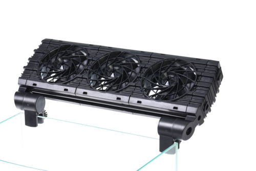 ISTA Aquarium Energy Saving Arrayed Cooling Fan ColdWind for 60~90cm fish tank
