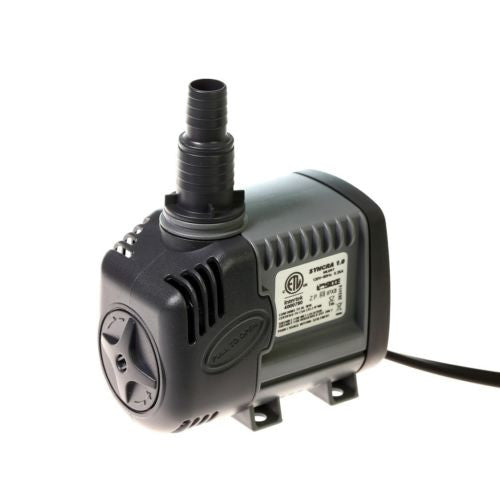 "Sicce Syncra ""Silent"" Pump Model  1.0 251 gph 5 FT. Head- Aquarium Fish Tank"
