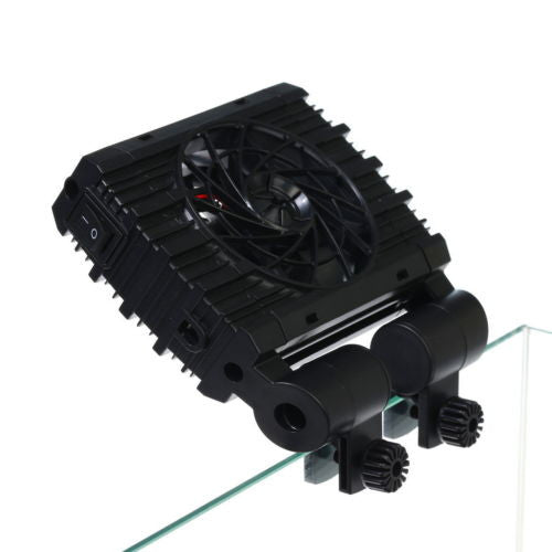 ISTA Aquarium Energy Saving Arrayed Cooling Fan ColdWind for 30~45cm fish tank
