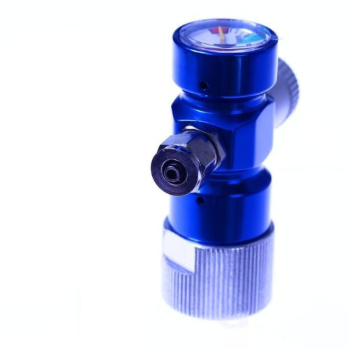 Co2 Omnibus Regulator -AQUARIUM Adjustable for co2 tank & co2 cartridge tank