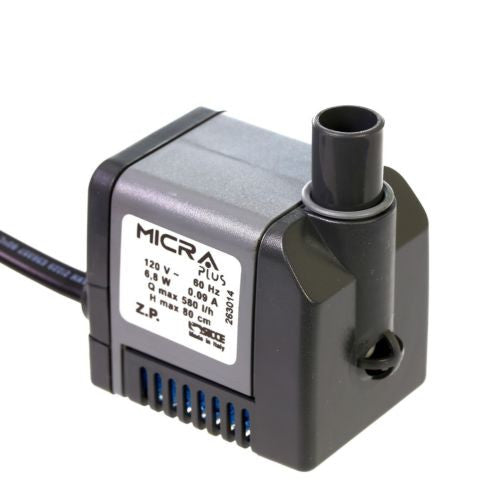 SICCE MICRA Plus PUMP 158 GPH (600L/H) 2.8 FT  HEAD - AQUARIUM water fish tank