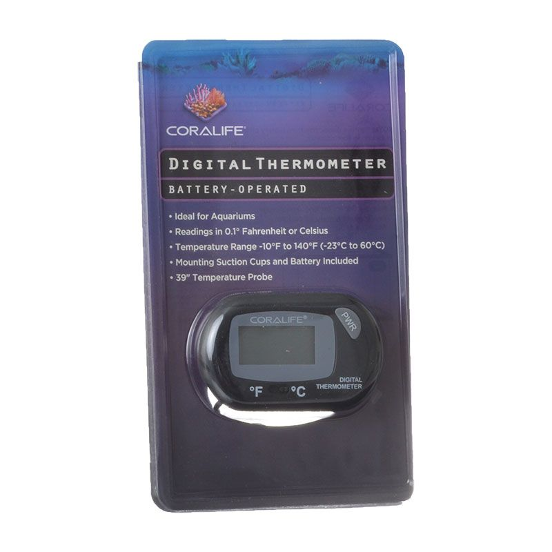 Goaqua88 Coralife Digital Thermometer | Digital Thermometer