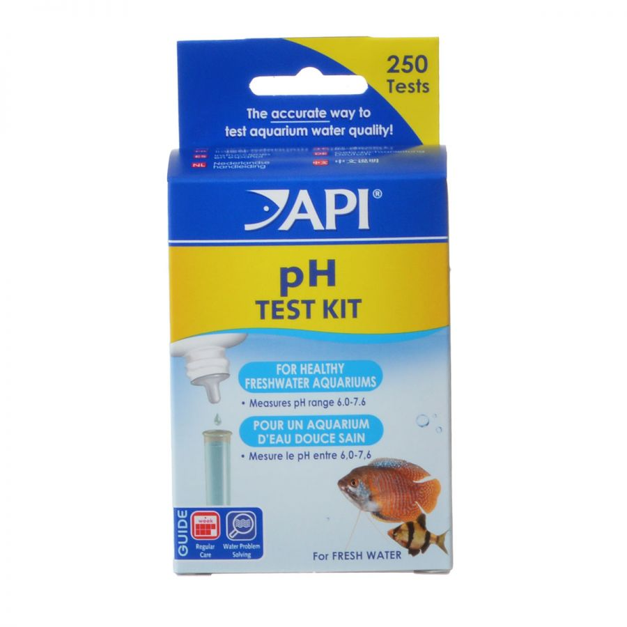 Goaqua88 API Freshwater  PH Kit Mini | 250 Tests