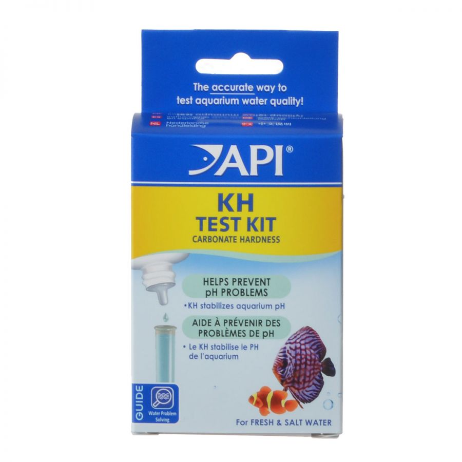 Goaqua88 API Carbonate Test Kit - Fresh & Saltwater | Carbonate Test Kit