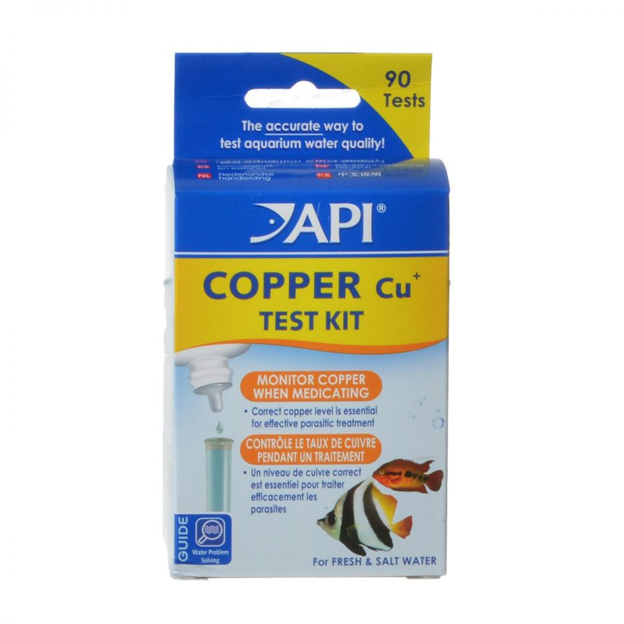Goaqua88 API Copper Test Kit | 90 Tests Liquid