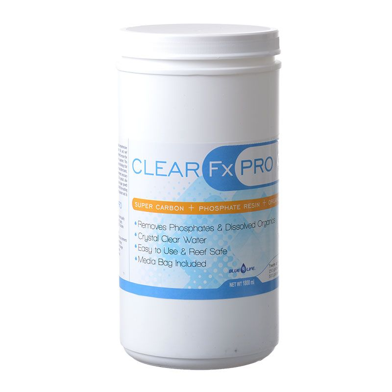 Goaqua88 Blue Life Clear FX Pro Filter Media | 1800 ml