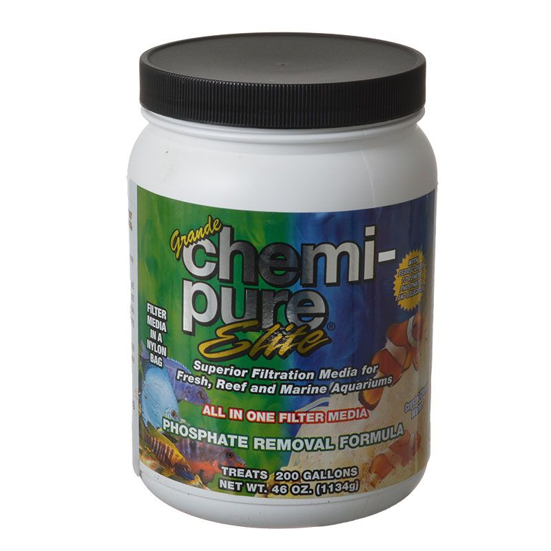 Goaqua88 Boyd Enterprises Chemi Pure Elite Grande | 46 oz - Treats 200 Gallons