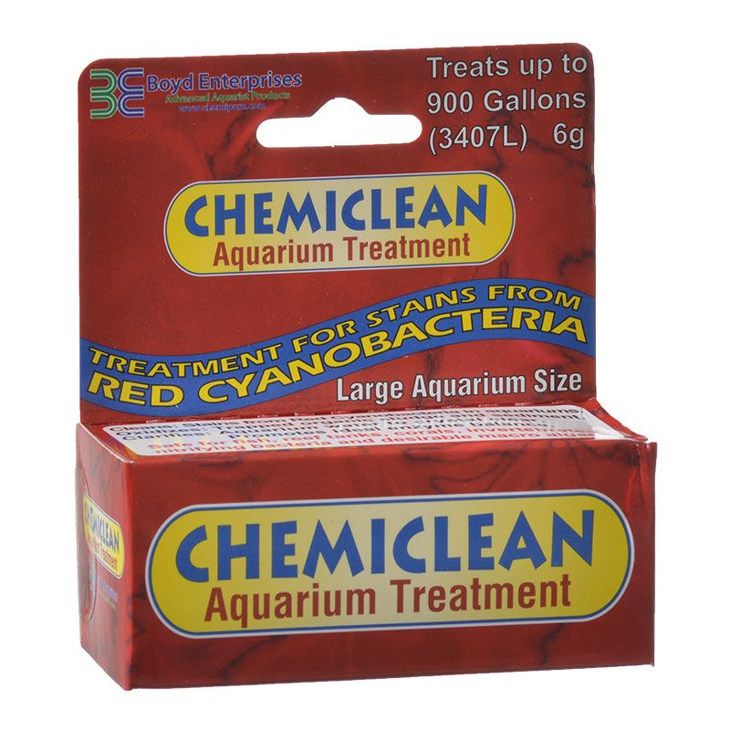 Goaqua88 Boyd Enterprises Red Slime Chemi Clean | 6 Grams (Treats 900 Gallons)