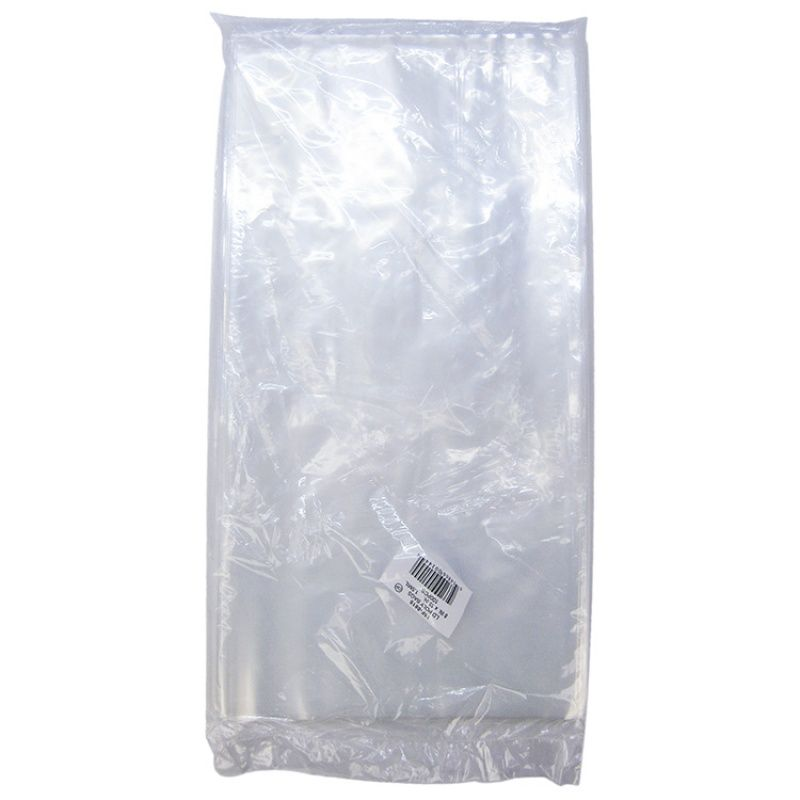 "Goaqua88 Elkay Plastics Flat Poly Bags | 15"" Long x 8"" Wide (.002MM) - 100 Pack"