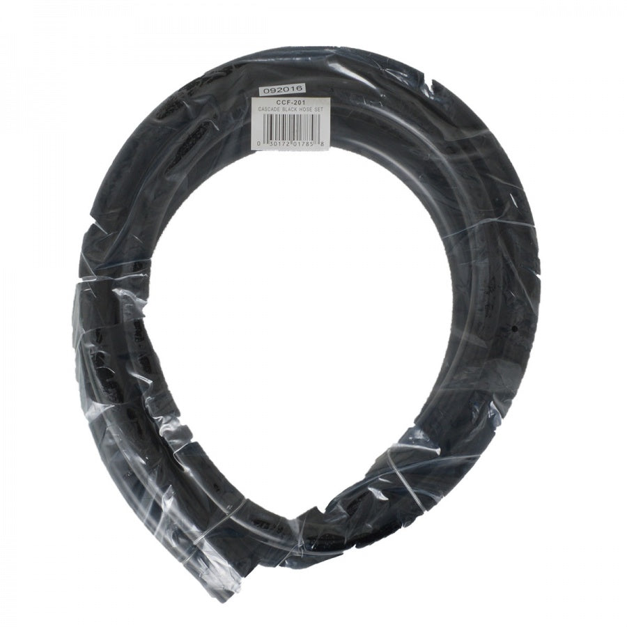Goaqua88 Cascade Hose Set - Black | For Cascade 700, 1000, 1200 & 1500