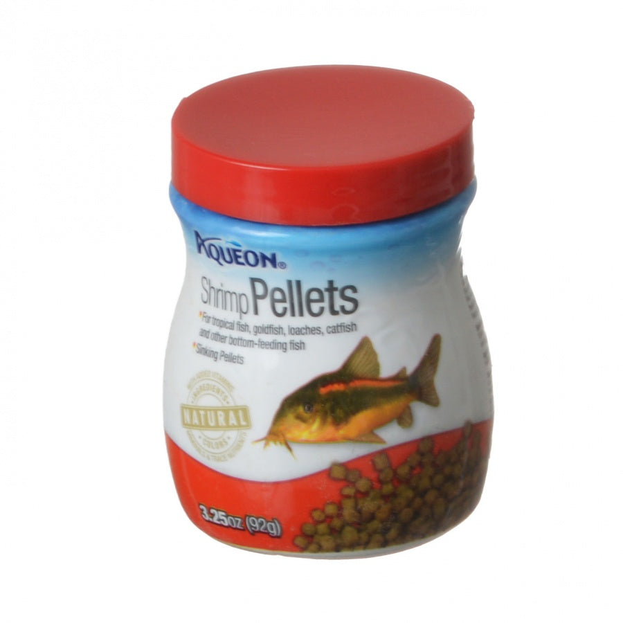 Goaqua88 Aqueon Shrimp Pellets | 3.25 oz