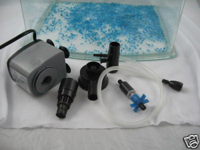 Power heads Water Pump 475 GPH- fish tank water plants