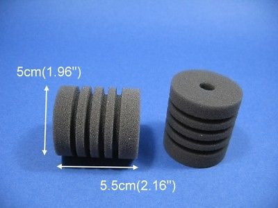 4 x MINI Aquarium Biochemical Replacement Filter Sponge