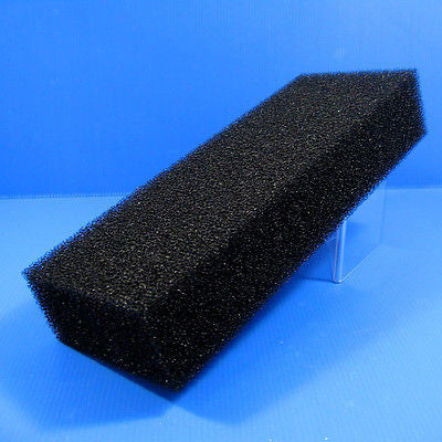 "Filter Bio-Sponge 11.8""x4.7""x2.36"" Media Block Foam pads Biochemical Sponge bio"