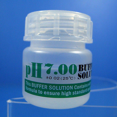 PH 7.0 buffer solution 20ml Calibration Fluids for Aquarium PH Meter Controller