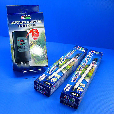 Aquarium Temperature Controller Thermostat 900W Heater LED display AC100~240V