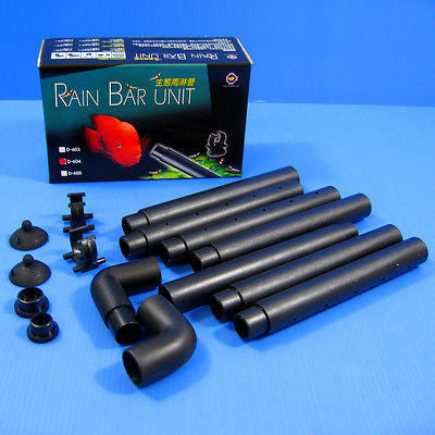 "Rain Bar Unit for 47"" fish tank Outflow Pipe 16/22mm"