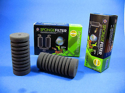 3 x Aquarium Biochemical Replacement Filter Sponge new!