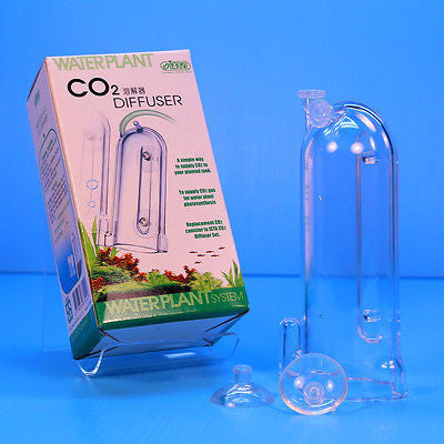 Aquarium CO2 diffuser for DIY yeast bottles disposable co2 cartridge plant tank