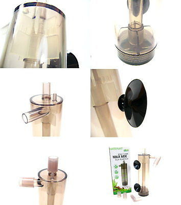 ISTA Max Mix CO2 Reactor Diffuser (M) 12&16mm - aquarium tank plants Atomizer