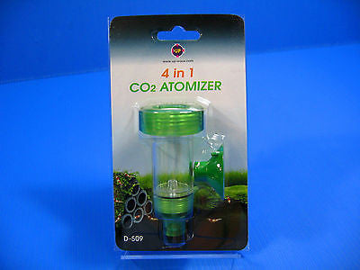 CO2 Atomizer Diffuser 4 in 1 - Solenoid Regulator plant