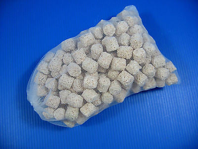 2.4L PH 8~8.4 Ceramic Marine fish filter media S 1200g Coral tank