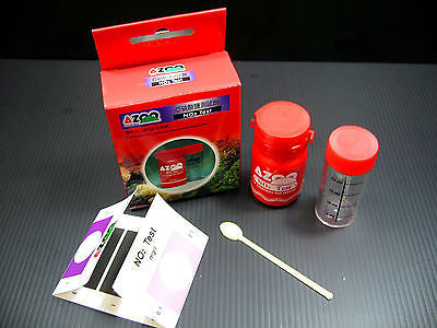 Nitrite Test Kit Aquarium NO2 Testing Kit - aquatic plant reef fish tank