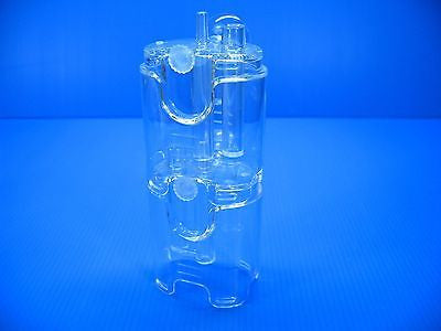 CO2 Diffuser Injection for DIY yeast bottle disposable co2 cartridge tanks plant