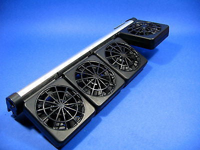Aquarium COOLING FAN ColdWind 4 fan 51.5CFM 100~240V for Chiller Marine Fresh