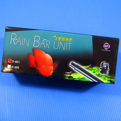 "Rain Bar Unit for 11-18"" fish tank Outflow Pipe 12/16mm"