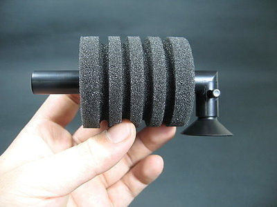 Aquarium Biochemical SPONGE FILTER x3+1FREE - fish tank