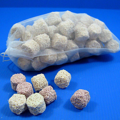 0.6L Porous Ceramic African Cichlids filter media 300g