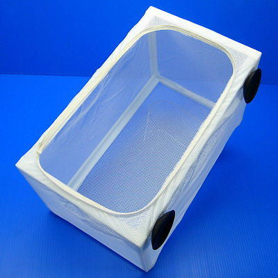 "Aquarium Separation Box net 9.4x2.2""for sick injured aggressive newly born fish"