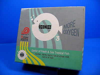 Aquarium Adjustable Ozonizer Ozone O3 generator Ozotech